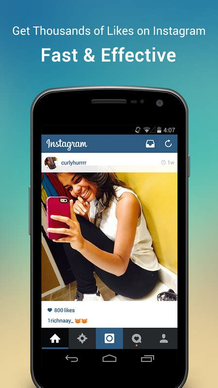 free instagram for mobile boostlikes for instagram free android app