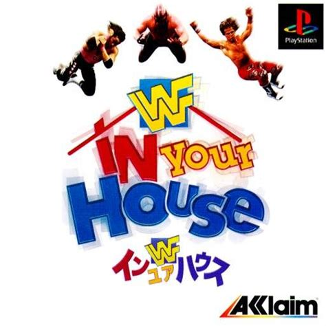 wwf in your house wwf in your house box shot for playstation gamefaqs