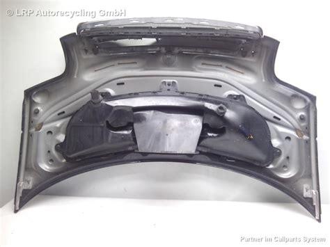 Audi A2 Motorhaube audi a2 8z bj2004 original motorhaube klappe deckel vorn