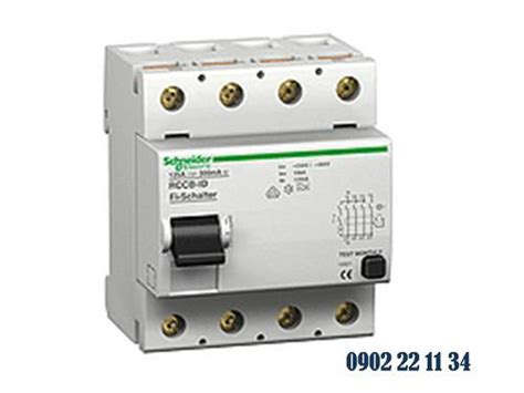 Schneider Electric Id Rccb 16252 residual current circuit breaker schneider residual