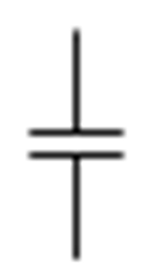 filter capacitor symbol standard electrical symbols for electrical schematic diagrams