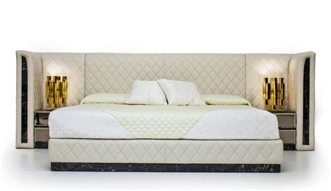 luxury bed headboards 10 amazingly beautiful luxury beds l essenziale