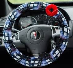 Steering Wheel Covers Doctor Who Doctor Who Crafts On Doctor Who Sonic