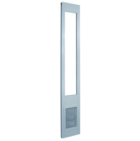 Pet Door Insert For Sliding Glass Door Simply The Best Made Patio Pet Door Insert On Earth