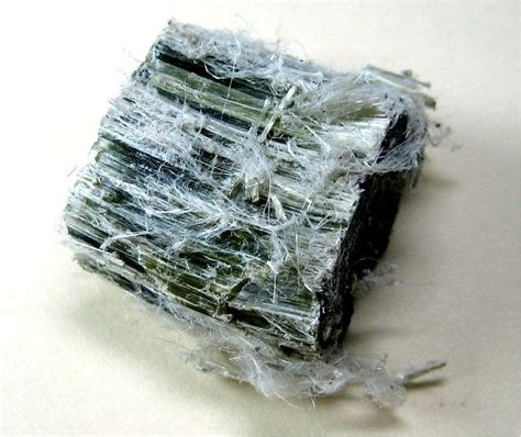 asbestos pretty cool looking mineral to bad it causes