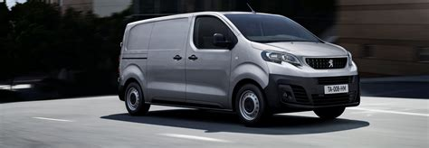 peugeot expert try the utility van by peugeot