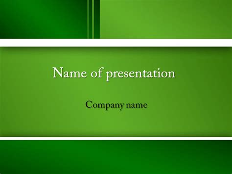 neutral green neutral green powerpoint template background for