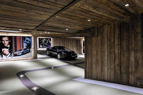 garage design luxury chalet brickell in meg 232 ve alpes decoholic