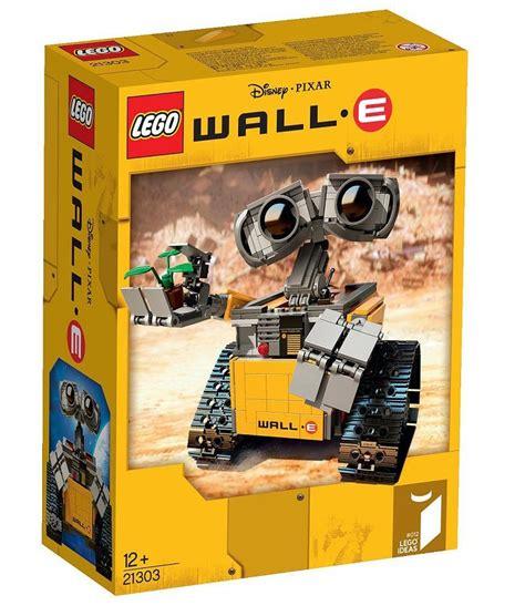 Lego 21303 Wall E By I Bricks lego ideas wall e set 21303 up for order bricks and bloks