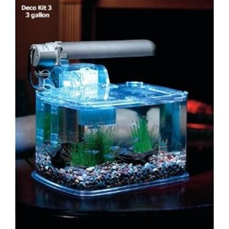 Pompa Aquarium Besar tom aquarium deco kit 3gal aquarium kit pc lighting