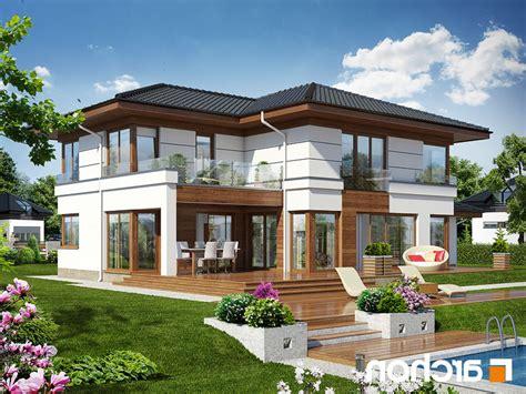 new home design products nowoczesny projekt willa weronika 3