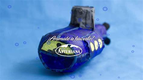 hacer submarino con material reciclado c 243 mo hacer un submarino con una botella de leche central