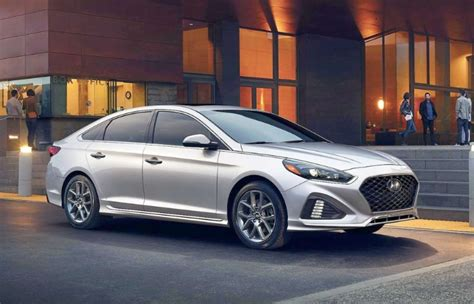2019 Hyundai Sonata Limited by 2019 Hyundai Sonata Limited Colors Release Date Redesign