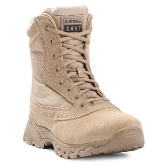 16 Swat Boot Tact original swat 9 inch tactical side zip duty boots at galls