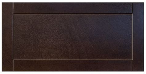 eurostyle wood drawer front barcelona 30 x 15 choco the