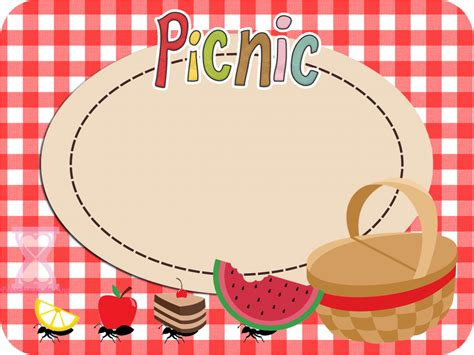 picnic invitation templates oasis wonderkids celebrates