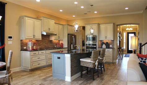 hutch kitchen cabinets choose flooring that compliments cabinet color burrows