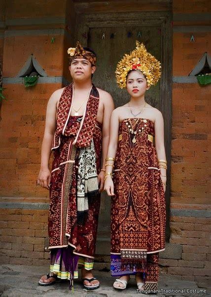 foto pakaian adat bali tradisikita indonesia