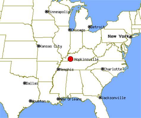 kentucky map hopkinsville hopkinsville profile hopkinsville ky population crime