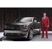 Ron Burgundy Tapped As New Pitchman For The Dodge Durango