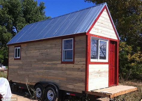 tiny houses colorado colorado couple build dream home at 124 square feet