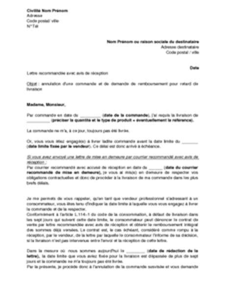Modèle De Lettre De Mise En Demeure Abandon De Poste Lettre Mise En Demeure Remboursement Acompte Document