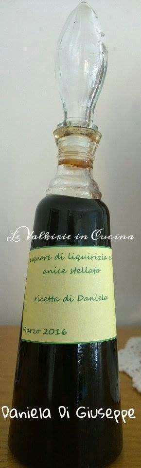 anice stellato in cucina liquore artigianale alla liquirizia e anice stellato di