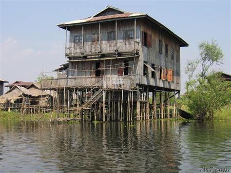 House On Stilts by Photo House On Stilts