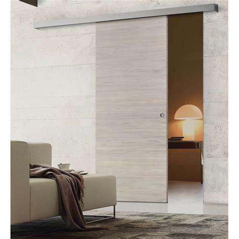 porta scorrevole esterno muro porte scorrevoli esterno muro in laminato design e gusto