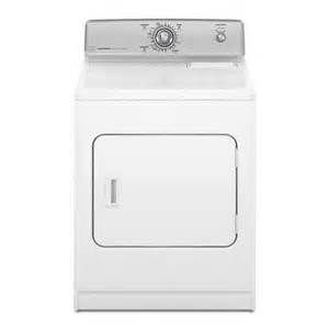 Clothes Dryers At Lowes Shop Maytag Centennial 7 Cu Ft Electric Dryer White At