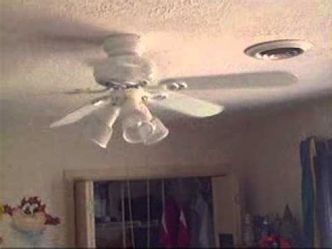 Ceiling Fan Broken by Broken Hton Bay Ceiling Fan