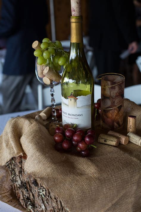 53 Vineyard Wedding Centerpieces To Get Inspired   WINE