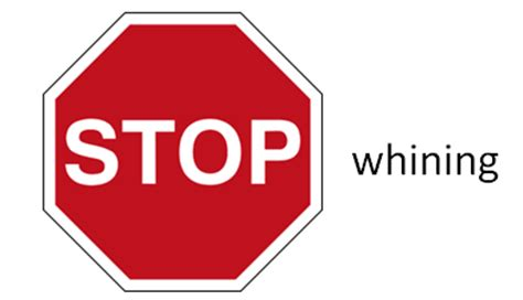 wont stop whining stop whining consultants focus on options not problems consultant s mind