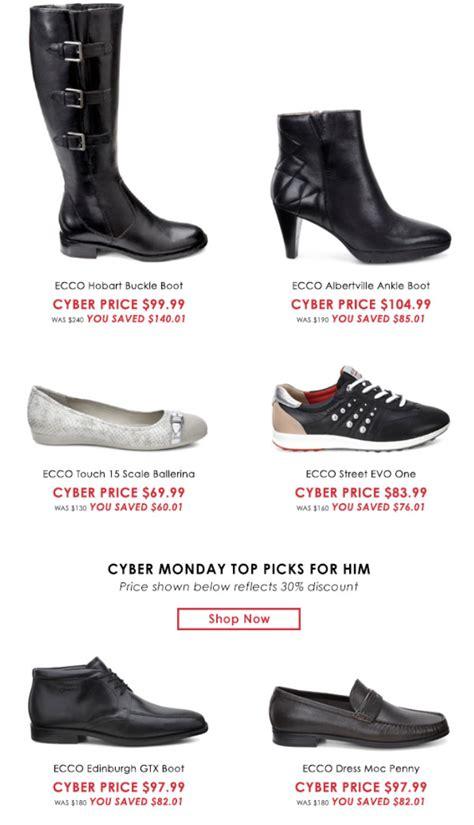 ecco cyber monday 2017 sale shoe deals blacker friday