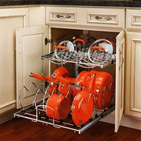 small kitchen cabinet storage ideas 22 ingeniously simple kitchen storage ideas and organizing