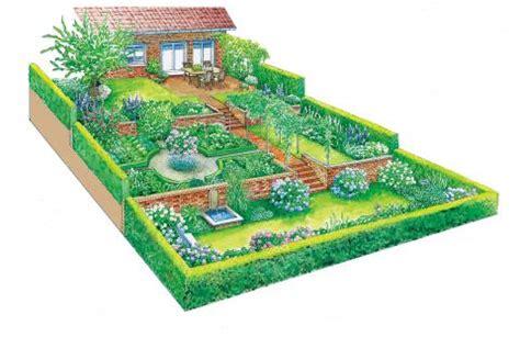 Garten Ebenen Gestalten by Hanggrundst 252 Ck Garten Gestalten Mein Sch 246 Ner Garten