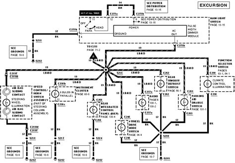 2000 f250 headlight switch wiring diagram 28 images