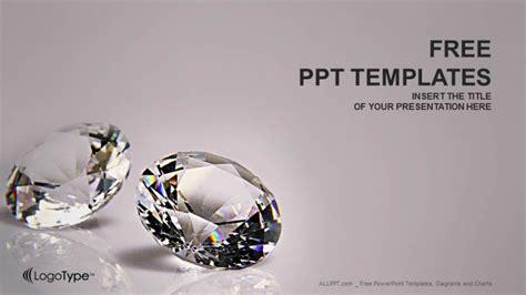 Ppt Templates For Jewellery | diamond recreation powerpoint templates
