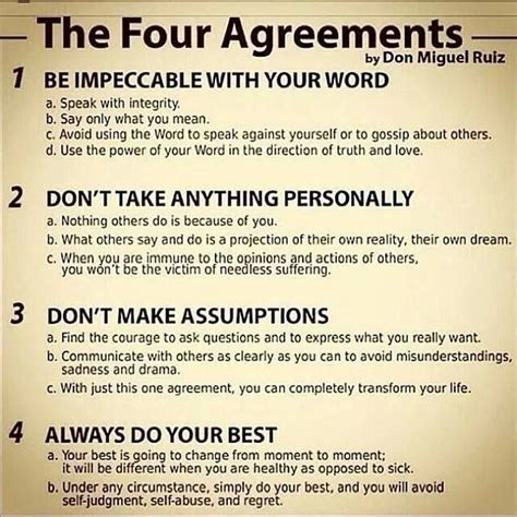 fight 4 us agreement books best 25 don miguel ruiz ideas on the four
