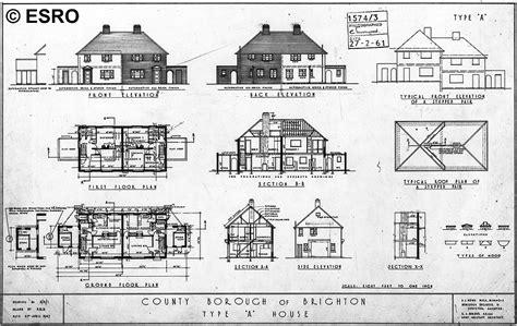 Council House Plans House Design Plans