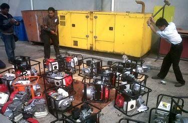 Pompa Air Merk Honda 38 Mesin Pompa Air Merk Honda Palsu Dimusnahkan