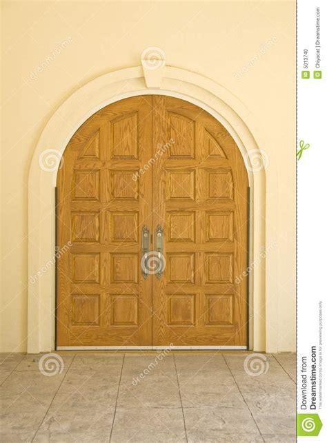 Big Door by Big Door Stock Photo Image 5013740