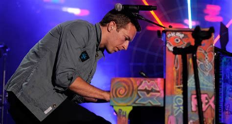 coldplay king coldplay s chris martin we re the best f king band in