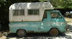 1968 dodge a100 pickup motorhome lark camper for sale in caldwell tx