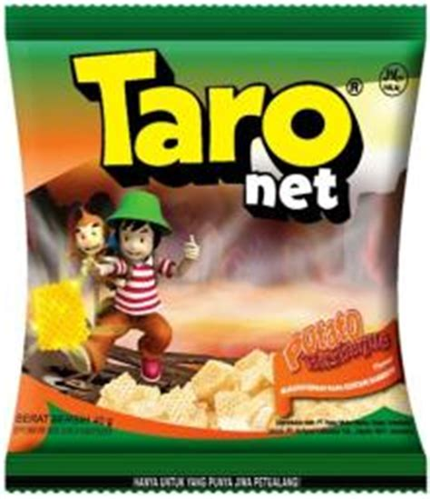 bbq flavored potato chips 1 4 oz by taro