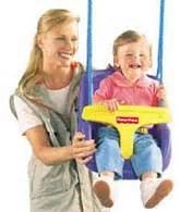 fisher price lift and lock swing fisher price
