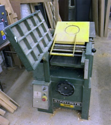 startrite woodworking machines houfek sc series of combined planer thicknesser