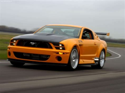 ford mustang gtr 40th anniversary concept 2004 ford