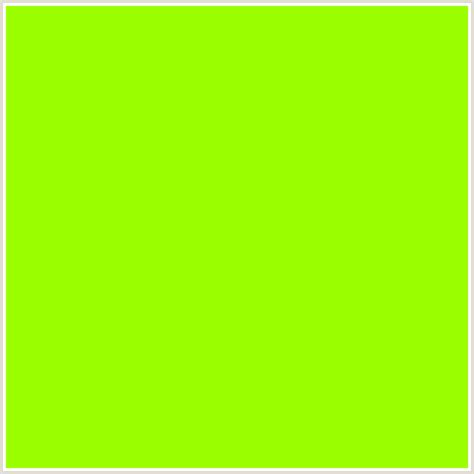 lime green color 9cff00 hex color rgb 156 255 0 chartreuse green yellow lime lime green