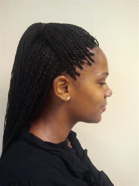 Twists Braids Hairstyles by Senegalese Twist Hairstyles Beautiful Hairstyles